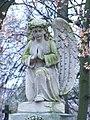 Piotrków Trybunalski - Stary Cmentarz - Anioł 01.jpg