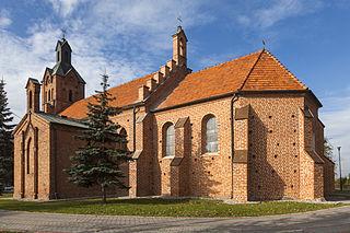 Piotrków Kujawski Place in Kuyavian-Pomeranian Voivodeship, Poland