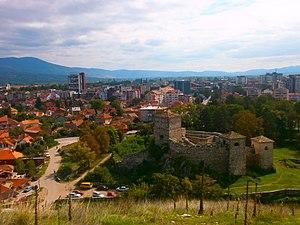 Pirot - Panoramic view of Pirot