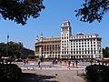 Plaça de Catalunya of Barcelona - 2013.07 - panoramio.jpg