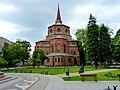 Plac Wolności widok kościoła Świętych Apostołów Piotra i Pawła. - panoramio (1).jpg