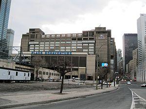 Raymond Affleck - Place Bonaventure, Montreal