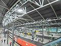 Platform hall, Leeds City railway station (25th April 2019).jpg
