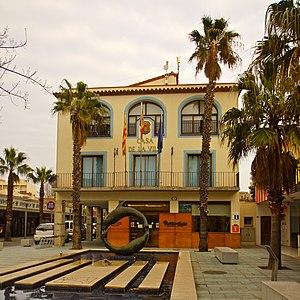 Castell-Platja d'Aro - Town hall