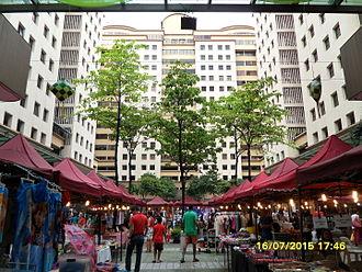 Mont Kiara - Plaza Mont Kiara Bazaar