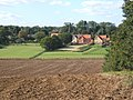 Ploughed field with view to Baylham - geograph.org.uk - 546263.jpg