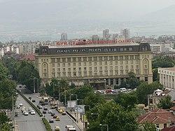 Skyline of Plovdiv