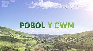 <i>Pobol y Cwm</i> Welsh-language television soap opera