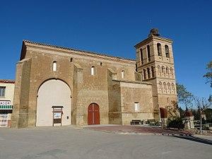 Poleñino - Image: Poleñino Iglesia de la Asunción (02)