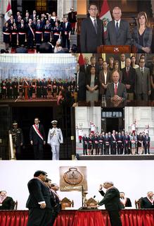 2017–19 Peruvian political crisis Political conflict in Peru