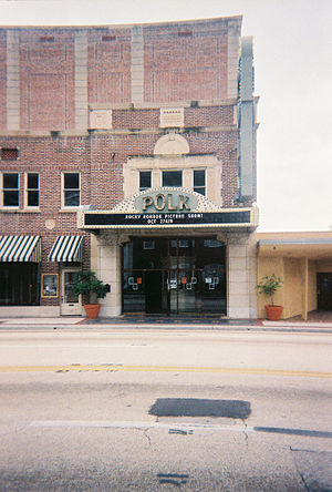 Polk Theatre (Lakeland, Florida) - Image: Polk Theatre Lakeland 3