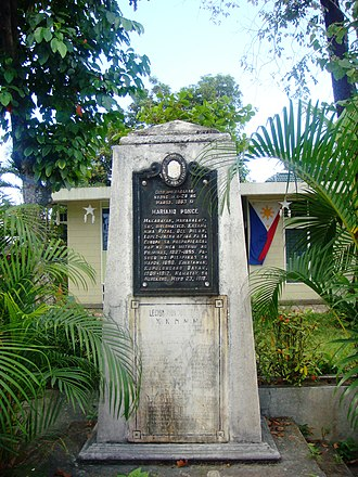 Mariano Ponce - The Mariano Ponce House and Commemorative Marker at Baliuag, Bulacan.