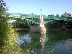 Pont du petit Parc