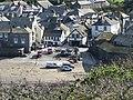 Port Isaac Harbour, Cornwall (461129) (9455702589).jpg