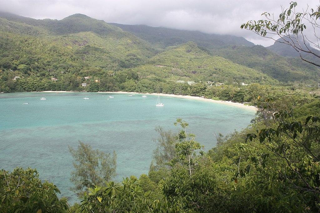 Port Launay, view from hillside villa - panoramio
