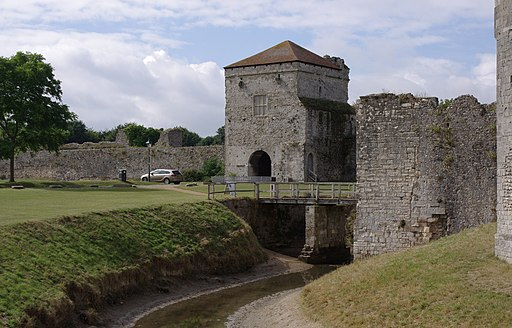 Portchester MMB 02 Castle