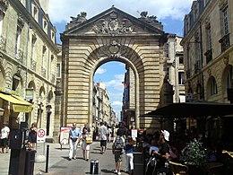 Porta Dijeaux Wikipedia