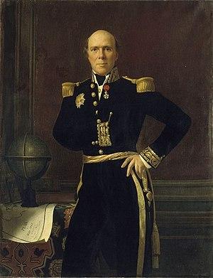 Charles Baudin - Portrait of Charles Baudin