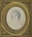 Portrait de la mère de His de la Salle, Madame Hélène de Montgeroult - par COSWAY Richard.jpg