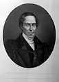 Portrait of G.A. Mantell by Davey after Sentier Wellcome L0006461.jpg