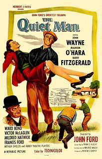 <i>The Quiet Man</i> 1952 film by John Ford