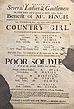 Poster for a Southampton performance of the play 'The Country Girl'.jpg