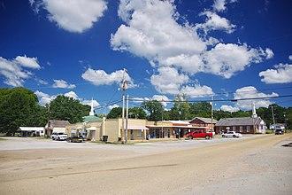 Potts Camp, Mississippi - Potts Camp
