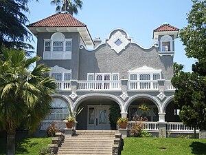 Alvarado Terrace Historic District - Powers House, 1345 Alvarado Terrace