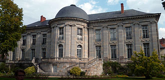 Doubs - Prefecture building of the Doubs department, in Besançon
