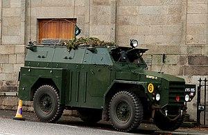 Humber Pig - Mk 1 British Army Pig