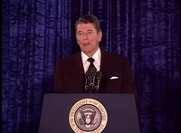 File:President Reagan's Remarks at the Annual Convention of Newspaper Editors on April 13, 1988.webm