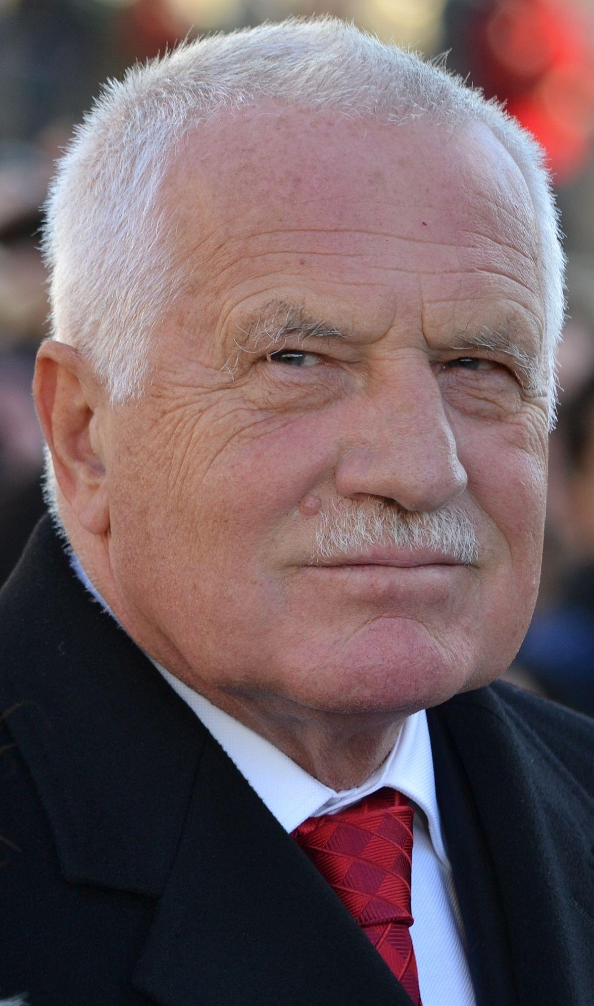 File:President Václav Klaus.JPG - Wikimedia Commons