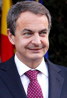 José Luis Rodríguez Zapatero former Prime Minister of Spain