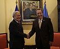 Presidente del SICA se reune con el Presidente salvadoreño.jpg