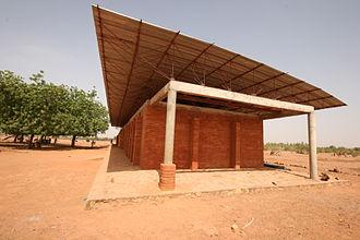 Diébédo Francis Kéré - Kéré Primary School in Gando