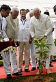 Prime Minister Modi planting a sapling at Karnataka Rajbhavan.jpg