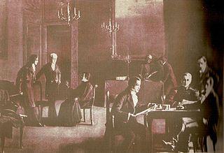 La Primera Junta.