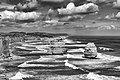 Princetown (AU), Port Campbell National Park, Twelve Apostles -- 2019 -- 0969 (bw).jpg