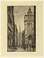 Print, Trinity Church from Wall Street, ca. 1896–1910 (CH 18398011).jpg