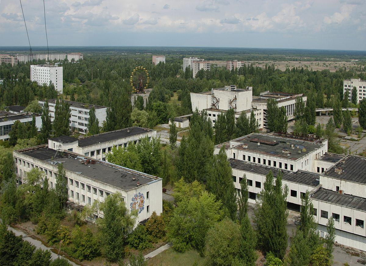 Pripyat Wikipedia