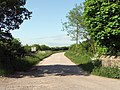 Private Road off Three Thorn Hollow - geograph.org.uk - 442164.jpg