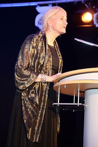 Pascale Ehrenfreund - Image: Prof. Dr. Pascale Ehrenfreund 3922 (14426463586)