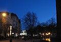 Prospekt svobody in the evening, Lviv 2.jpg