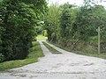 Public bridleway at Trethellan Water - geograph.org.uk - 1312721.jpg