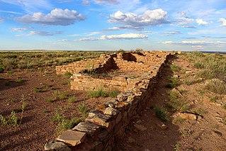 Puerco Ruin and Petroglyphs USA NRHP Anasazi ruins