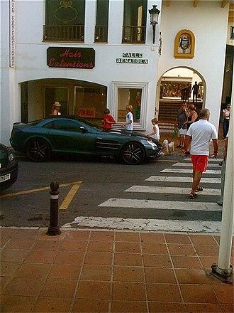 Puerto Banús - Shops