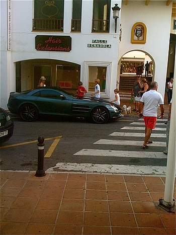 English: Puerto Banus, Marbella