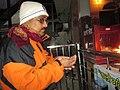 Puja rituals in Gangotri temple WTK20150915-IMG 2744.jpg