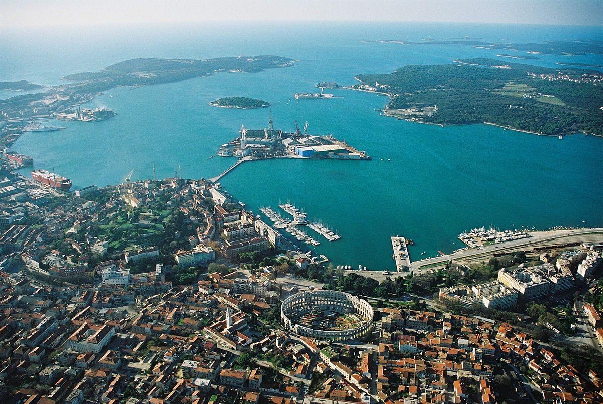 Pula Kroatia Kokemuksia