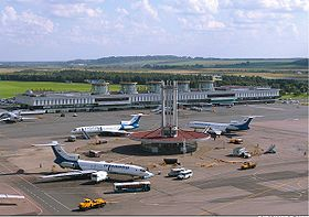 Image illustrative de l'article Aéroport de Poulkovo